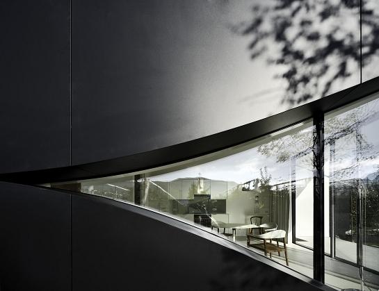 The Mirror Houses . Bolzano-Bozen . Trentino Alto Adige - Bolzano . Italia