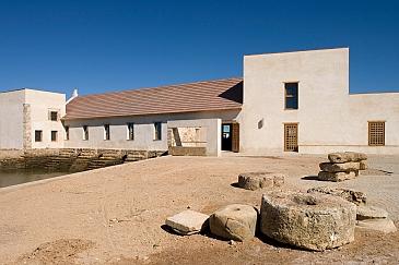 Ecomuseo Molino de El Pintado . Huelva . Huelva . España