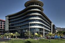 Edificio 'Usos Múltiples II' . Santa Cruz de Tenerife . Santa Cruz de Tenerife . España