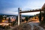 Ascensor urbano en Echavacoiz