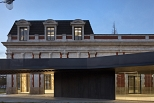Antigua Estación de Ferrocarril de Burgos