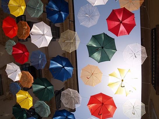 Cantando bajo la sombra . Alicante . Alacant . España