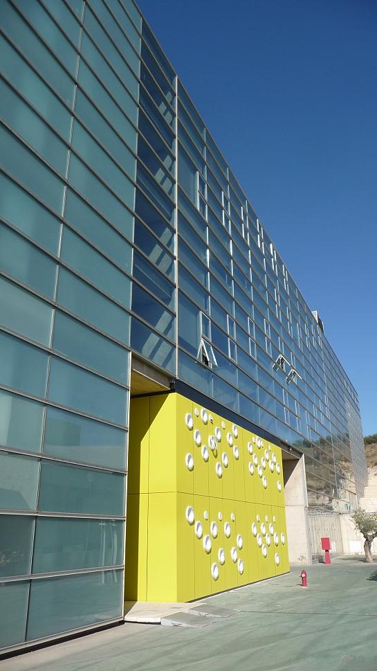 Aulas digitales en la Facultad de Economía UMU . Espinardo . Murcia . España