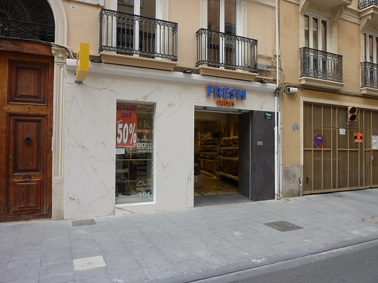 FRESH & SHOES . Valencia . València . España
