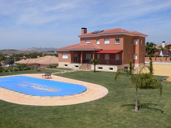 Vivienda unifamiliar aislada . Alicante . Alacant . España