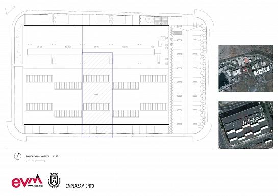 Vivero de empresas IN Factory del Parque Científico y Tecnológico de Tenerife . Santa Cruz de Tenerife . Santa Cruz de Tenerife . España