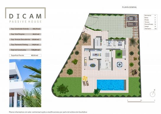 Villa Moraira . Moraira . Alacant . España