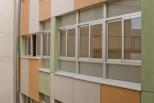 edificio de viviendas en Málaga