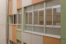 edificio de viviendas en Málaga . Málaga . Málaga . España . 2010