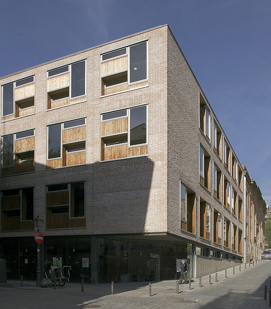 Centro Cultural Escuelas Pías de Lavapiés . Madrid . Madrid . España