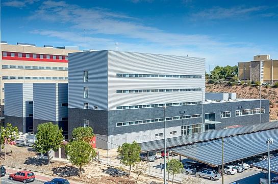 Centro de Investigación en Biociencias . Murcia . Murcia . España