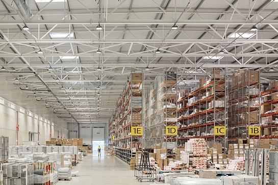 Oficinas y fábrica Power Electronics . Llíria . València . España