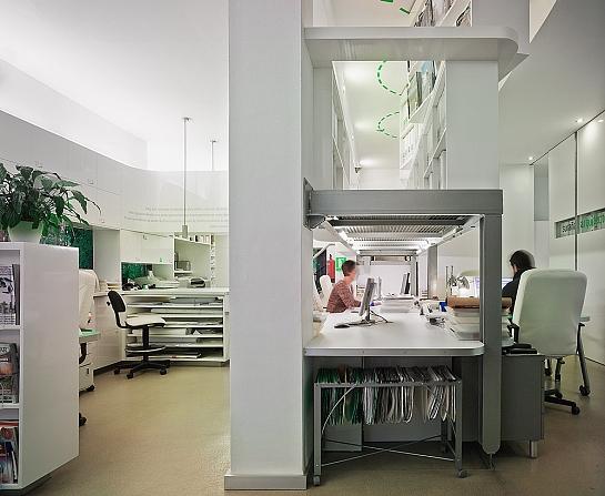 Oficina para Arquitectos . Cádiz . Cádiz . España