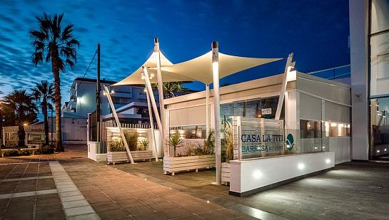 Restaurante La Titi Barrosa . Cádiz . Cádiz . España