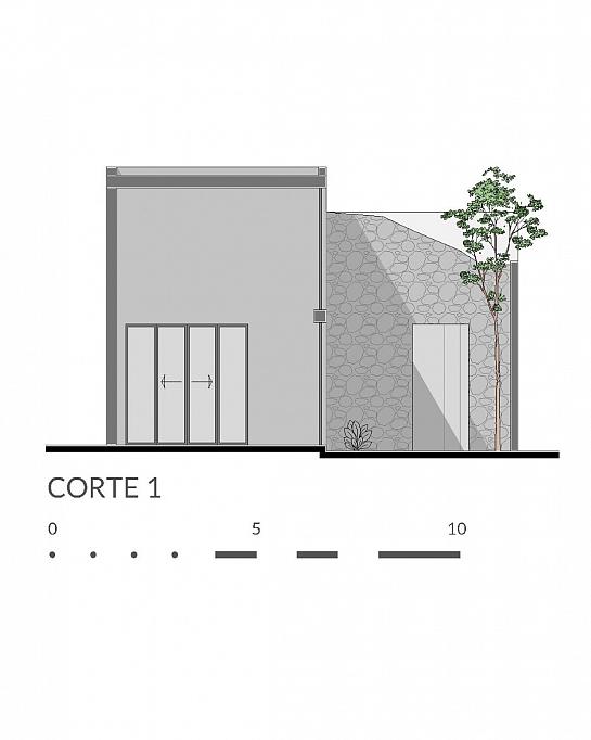 Casa RC 80 . Mérida . Yucatán . México