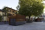 Remodelación de las Plazas Santa Maria i dels Herois de Puigcerdà
