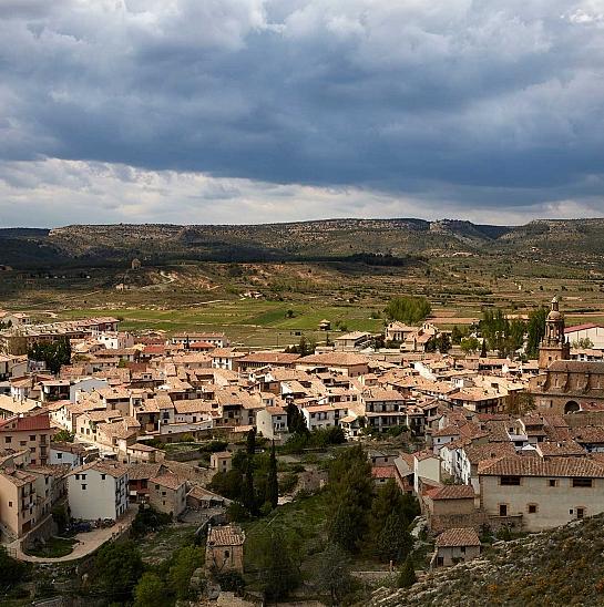 Casa en Rubielos de Mora . Gudar . Teruel . España