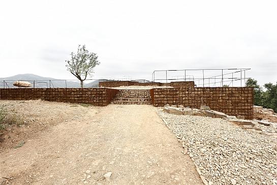 Adecuación del Yacimiento Romano de Can Tacó . Montornés del Vallés . Barcelona . España