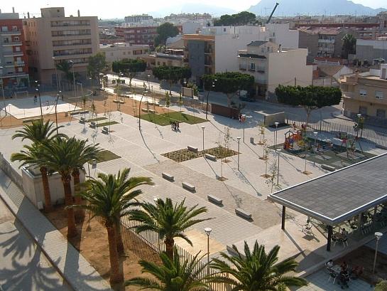 Remodelación Plaza de la Libertad . Almoradí . Alacant . España