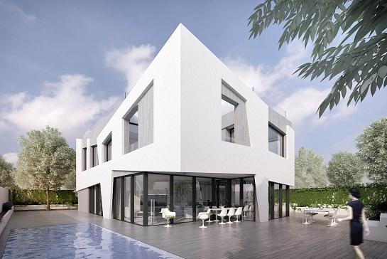 Vikapa_House . Albir . Alacant . España