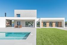 Vivienda unifamiliar y piscina . San Vicente del Raspeig . Alacant . España . 2019