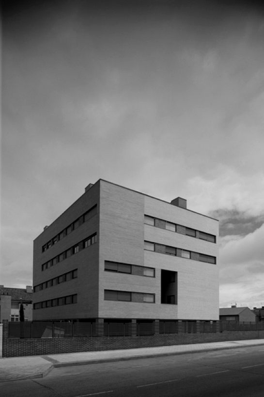 Edificio Ananda, 18 Viviendas en Fuenlabrada . Madrid . Madrid . España