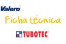 Ficha técnica Tubotec