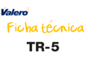 Ficha técnica TR-5