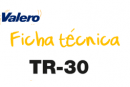 Ficha técnica TR-30