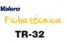 Ficha técnica TR-32