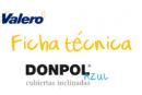 Ficha técnica Donpol Azul