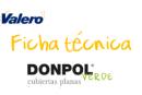 Ficha técnica Donpol Verde