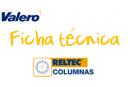 Ficha técnica Reltec Columnas