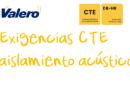 Informe exigencias CTE aislamiento acústico