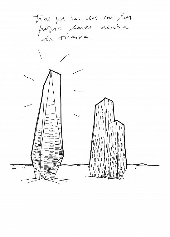 Lámina Fermín Vázquez (b720 arquitectos)