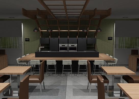 Anteproyecto restaurante