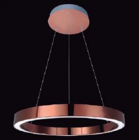 FIBERLIGHT COPPER-LAMP