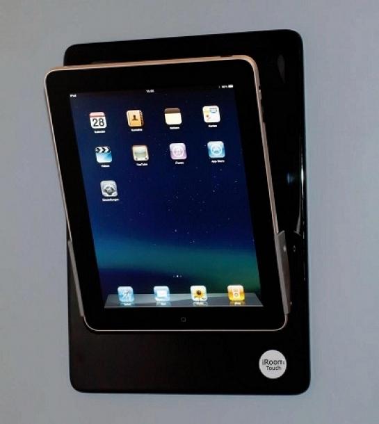 iPad: Control Domótica