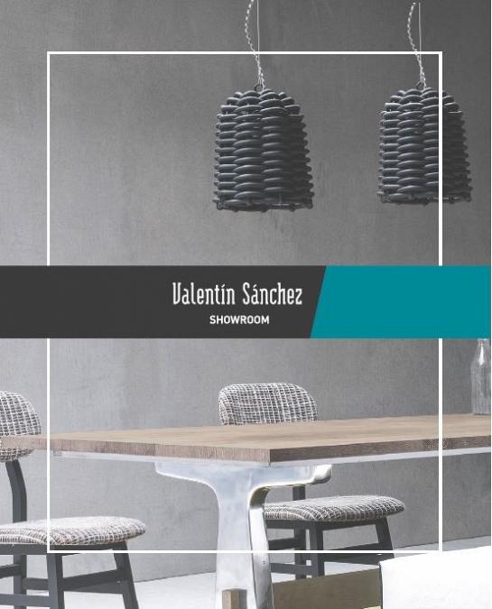 Catálogo de productos Valentín Sánchez