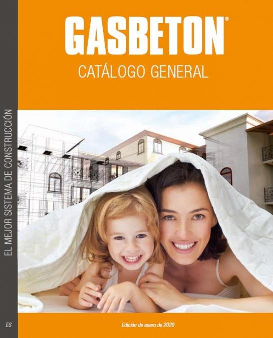 Catálogo de productos Gasbeton