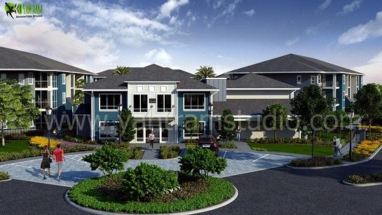 Casa Club Diseño Exterior