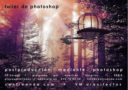 Cursos de tratamiento de imagenes con Photoshop
