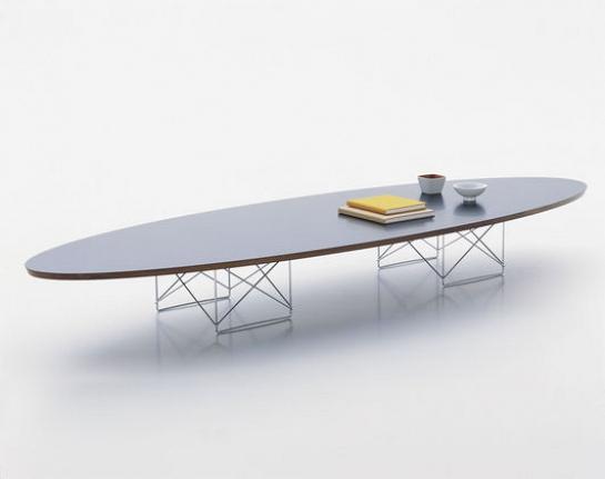 Elliptical Table