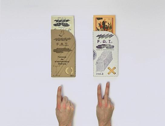 Fanzine de Arquitectura Ibérica VOL.2