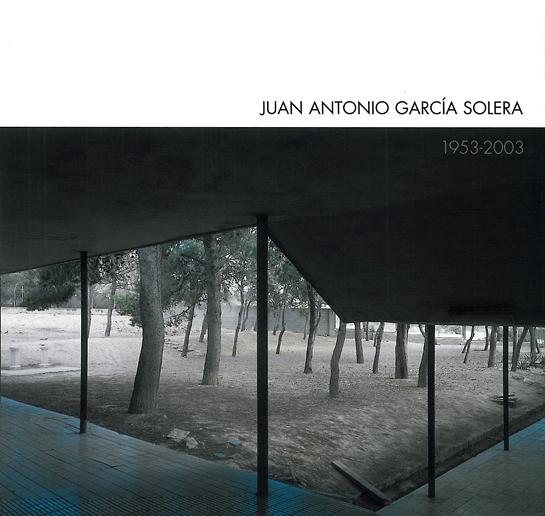 Juan Antonio García Solera 1953-2003