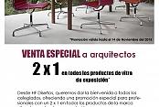 Oferta especial arquitectos 2x1