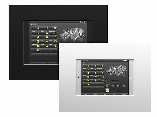Sistema in-wall para iPad / iPod
