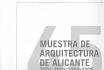 Muestra de Arquitectura de Alicante 2001-2003/2004-2005