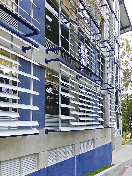 CELOSÍAS O-210 PARA PROTEGER UNA UNIVERSIDAD