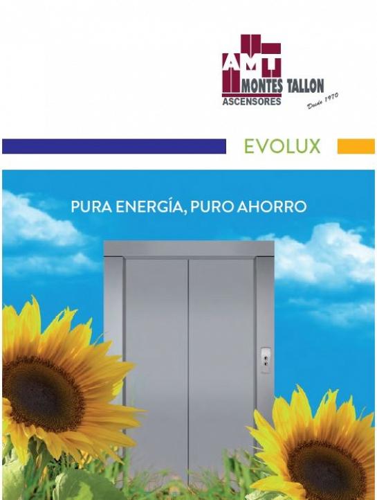 Catálogo de productos Montes Tallón- Evolux